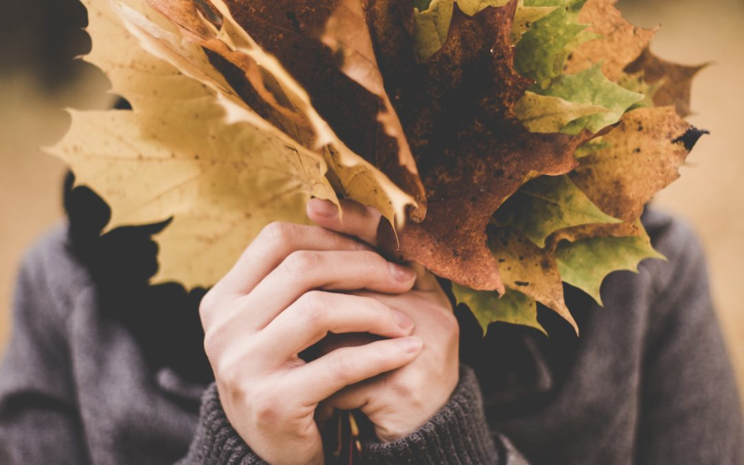 What's the link between Autumn leaves and Your nails?